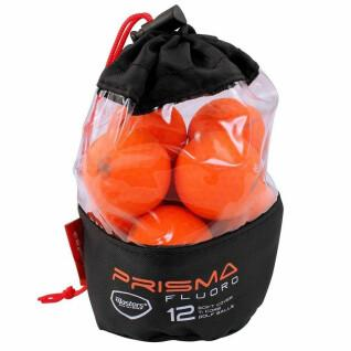 Boîte de 12 balles Prisma Titanium
