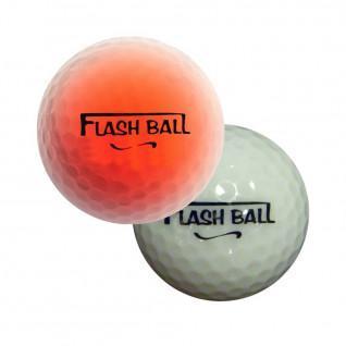 Lot de 2 Balles Longridge flash lumineuses