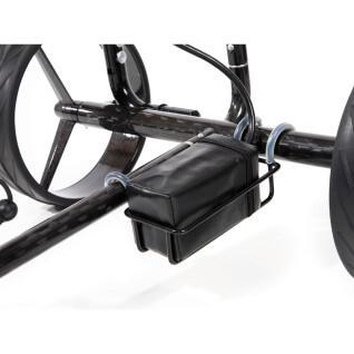 Support de batterie adapté aux chariots JuCad phantom carbon